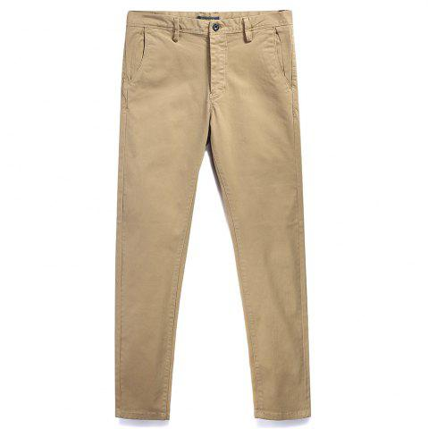 New Pure Cotton of Men's Straight Tube  Lounge Pants
