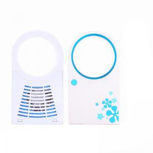Hand-held USB Battery Amphibious Mini Air Conditioning Fan -