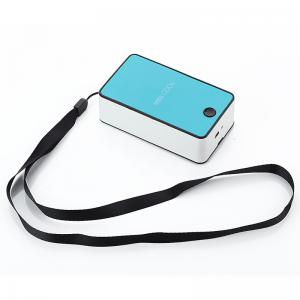 Mini Handheld Air Conditioner Cooling Fan with Humidifying Function -
