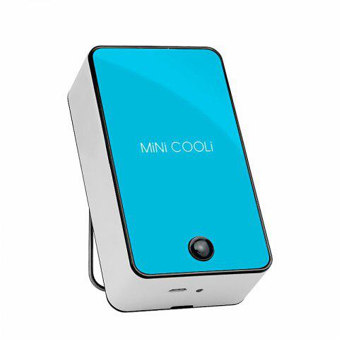 Mini Handheld Portable Rechargeable Air Conditioner Cooling Fan