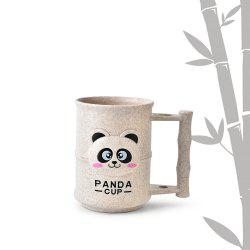 1PC Creative Design Adorable Cartoon Panda Pattern  Toothbrush Cup -
