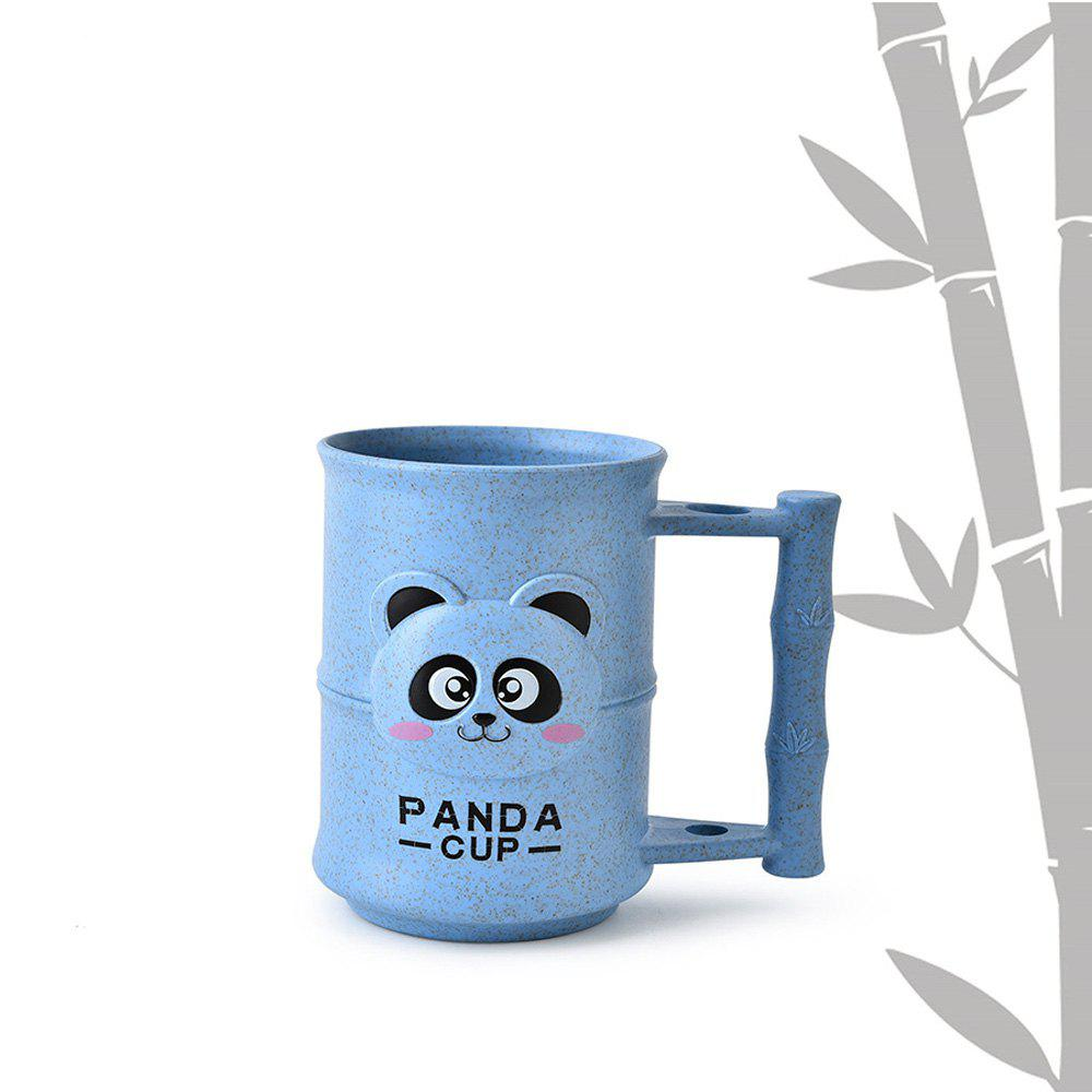 Online 1PC Creative Design Adorable Cartoon Panda Pattern  Toothbrush Cup