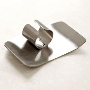 Kitchen Tools Stainless Steel Finger Hand Protector -