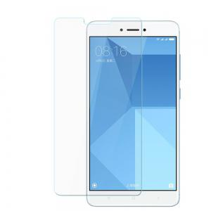 Tempered Glass Membrane Steel 0.26MM Half-Screen 2.5D Round Edge for Xiaomi Red Rice Note 4X -