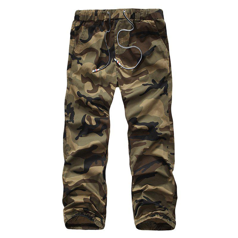 Outfits Loose Multi-pocket Men's Outdoor Camouflage Pants