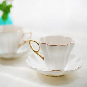 European Coffee Cup for Home Drink Afternoon Tea -