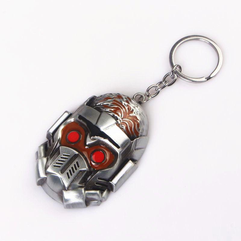 Sale Fashion Personality Mask Key Chain