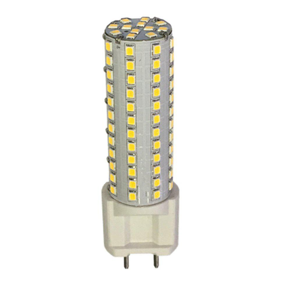 OMTO G12 LED Corn Lights 108LED Beads SMD 2835 AC85-265V Тёплый белый