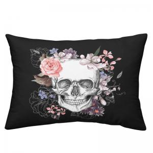 Rose Fear Personality Decorative Pattern Bedding Set AS92-B -
