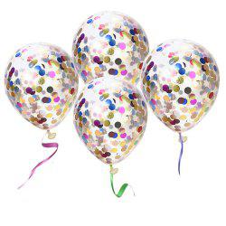 12 Inch Sequin Latex Balloon Romantic Wedding Party Decoration -