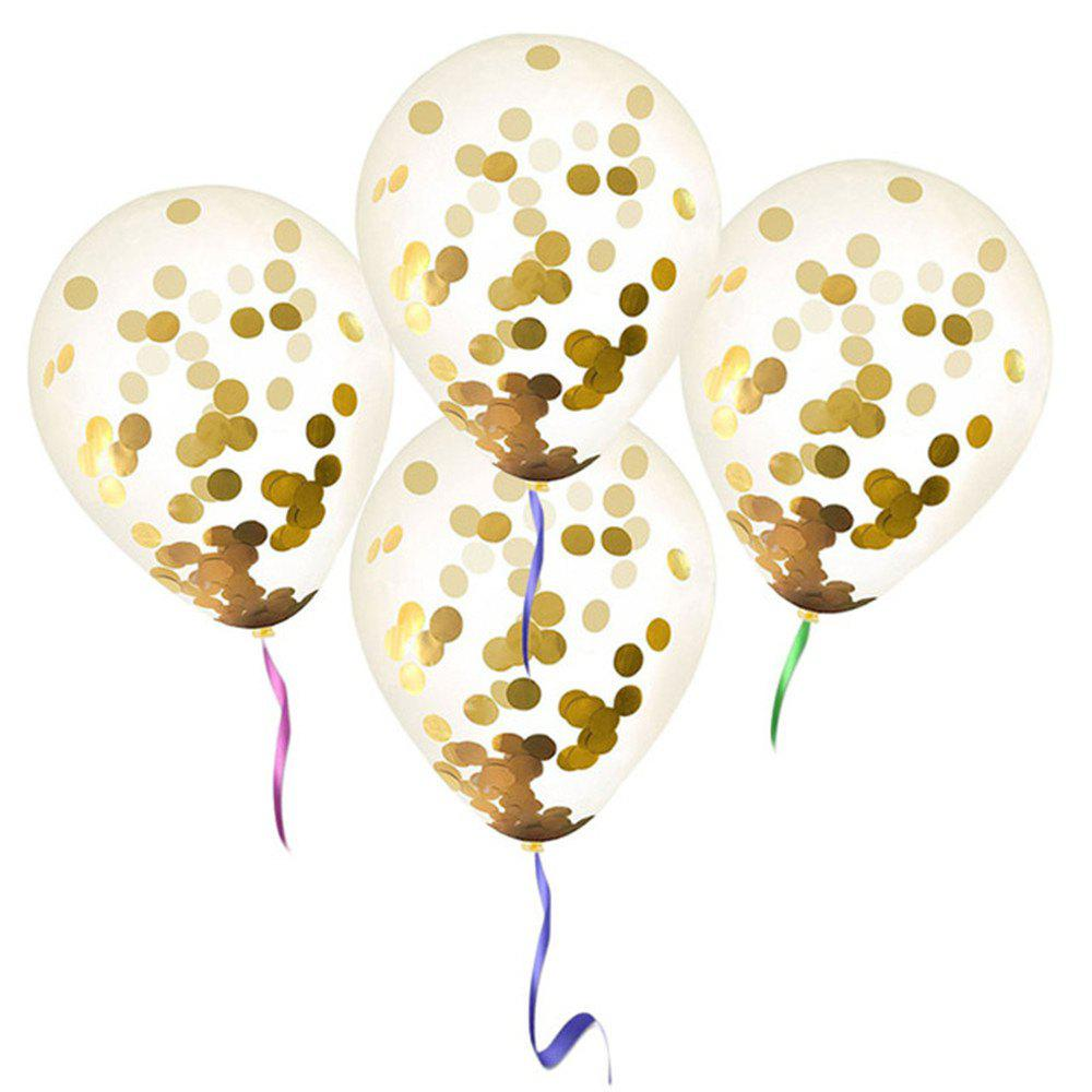 12 Inch Sequin Latex Balloon Romantic Wedding Party Decoration thumbnail