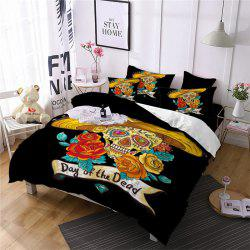 Rose Fear Countryside Decorative Pattern Bedding Set AS89-B -