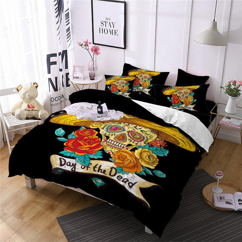 Buy Rose Fear Countryside Decorative Pattern Bedding Set AS89-B