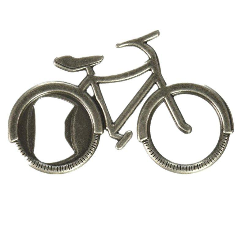 Online Let'S Go on An Adventure Bicycle Bottle Opener
