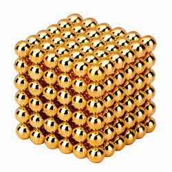 Magnetic Cube 216PCS Children'S Puzzle Buckyballs Magic DIY Educational Toy -