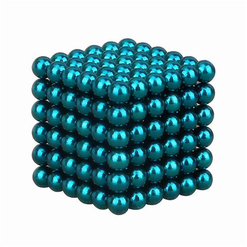 Chic Magnetic Cube 216PCS Children'S Puzzle Buckyballs Magic DIY Educational Toy