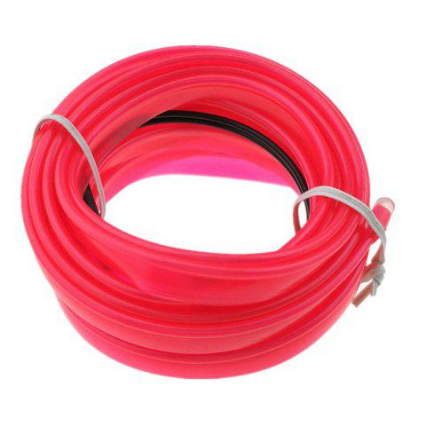 Fashion 3m USB Neon LED Light Glow Electroluminescent Wire / El Wire for Car Cosplay