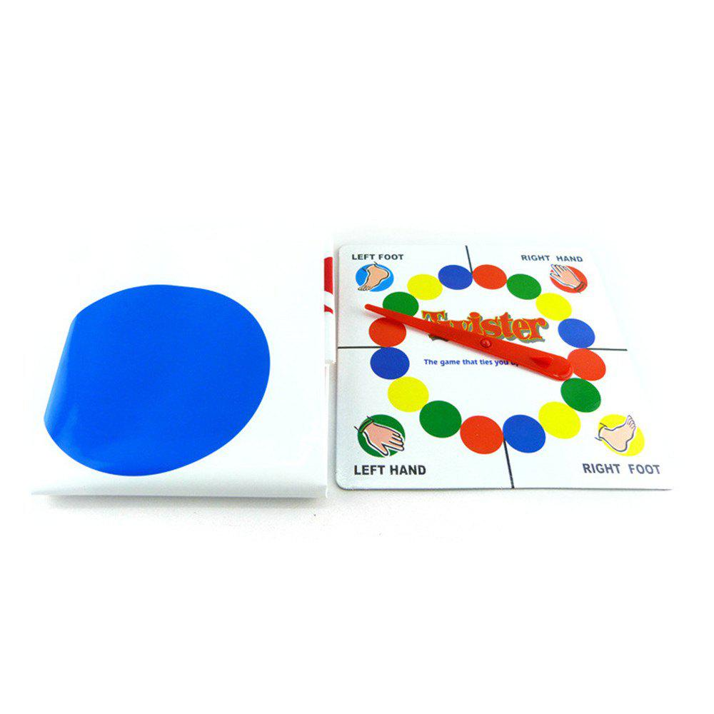 Fun Outdoor Sports Toys Twister Moves Game Play Mat Twisting Body Creative 269114901