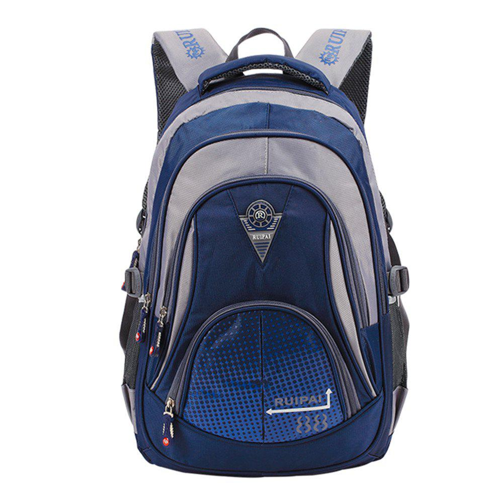 Latest Ruipai 1173 Durable Large Capacity Student Backpack Children's School Bag