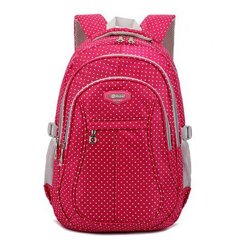 Shops Ruipai 1126 Popular Style Polkadot Print School Bag Children's Backpack