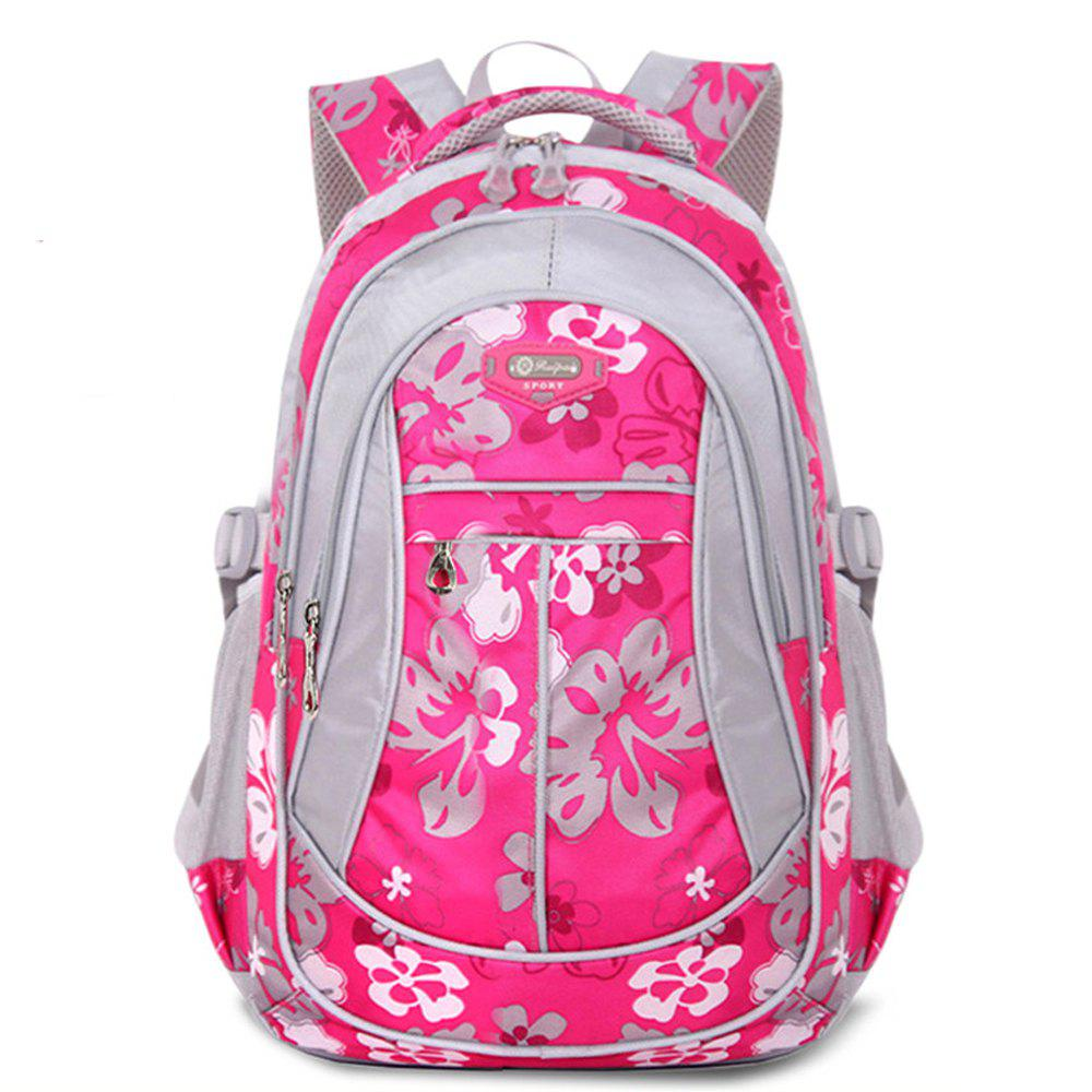 Shop Ruipai 8763 Korean Style Durable Waterproof Children's Backpack Print School Bag