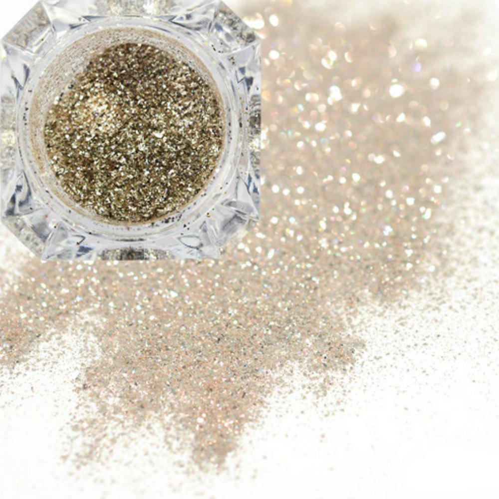 Affordable Platinum Shiny Nail Glitter Powder Diamond Manicure Chrome Pigment