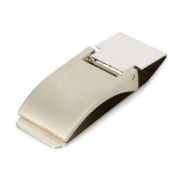 Stainless Steel Banknote Clip -