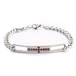 Fine Couple Bracelet 4 Groups Lovers Personalized Gift Classic Cross Romantic -