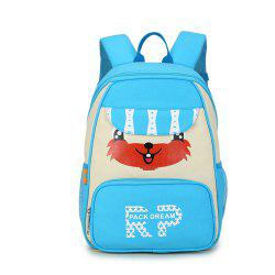 Ruipai 1626 Korean Style Cute Cartoon Children's Backpack School Bag -