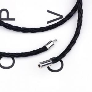 Fashion Unisex Leather Bracelet Jewelry Brand Trendy Bangles -