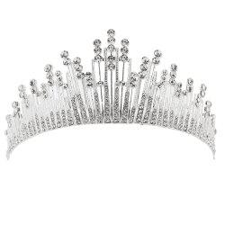 New Fashion Imperial Crown Head Ornament Adornment -