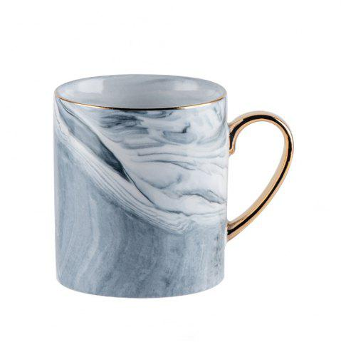 Fashion 1 Piece Marbling Ceramic Coffee Cup