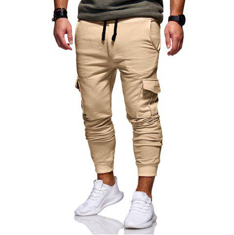 Fashion Men's Casual Fashion Trend Slim Pants Sweatpants
