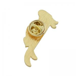 Colorful Enamel Bird with Gold-color Metal Cute Brooches -