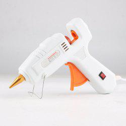 British 105W Durable High Temperature Hot Melt Adhesive Gun 11PCS -