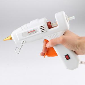 European 105W Durable High Temperature Hot Melt Adhesive Gun 11PCS -