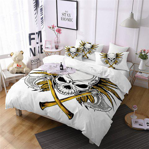 Buy AS108-A  Weapon Axe Fear Personality Decorative Pattern Bedding Set