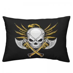 AS108-B Weapon Axe Fear Personality Decorative Pattern Bedding Set -