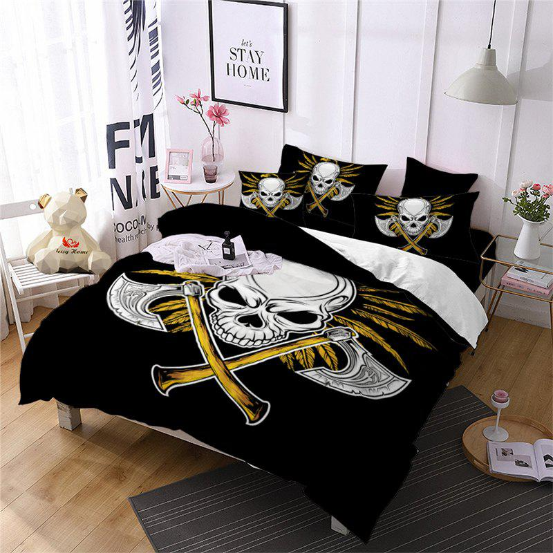 Affordable AS108-B Weapon Axe Fear Personality Decorative Pattern Bedding Set