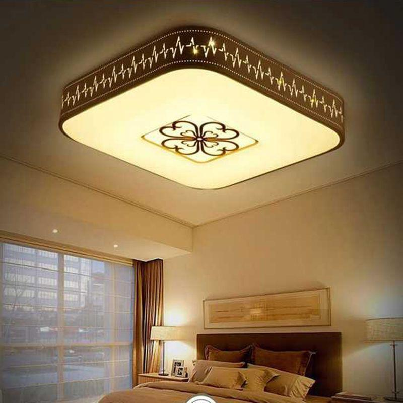Outfits X806 - 30W - 3S Tri-color Convert Simple Ceiling Lamp