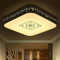 X808 - 30W - 3S Tri-color Conversion Simple Ceiling Light -