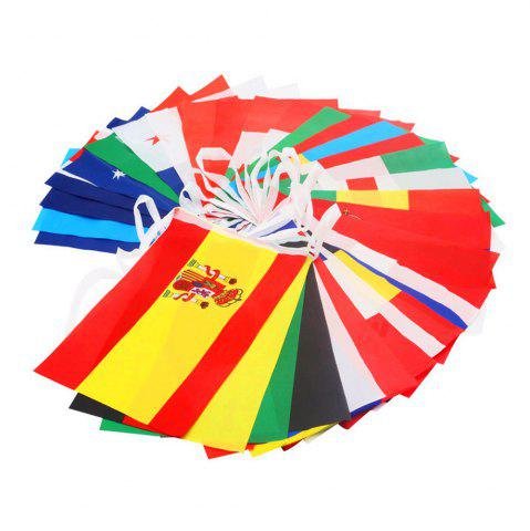 Sale Flags Set of 32 Country Banner Decorations