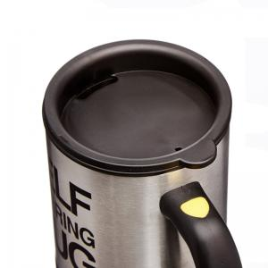 400ML Self Stirring Mug Double Insulated Automatic Electric Coffee Cup -