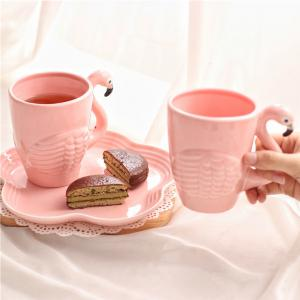 1PC Drinking Tea Cup Cartoon Design Solid Coffee Pot -