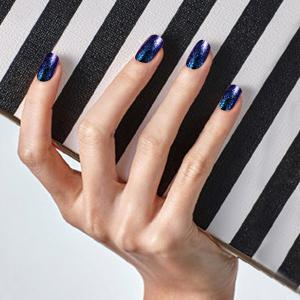 Colorful  Magic Nail Patch One Box -