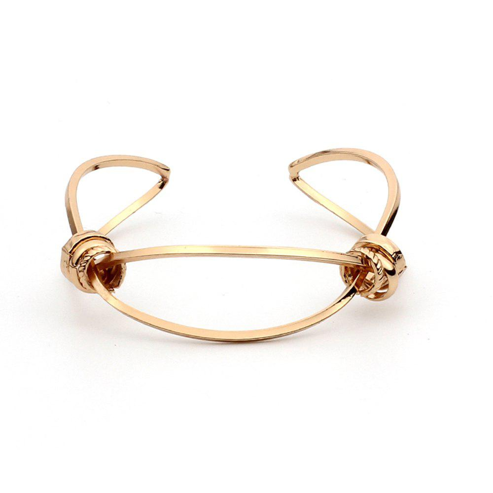 Shops Open Copper Lady's Personality Bangle