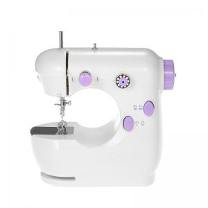 Electric Household Sewing Machine Adjustable High Low Speed with Foot Pedal -