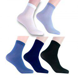 CDRMUA 10 Pair of Men's Thin Summer Socks -