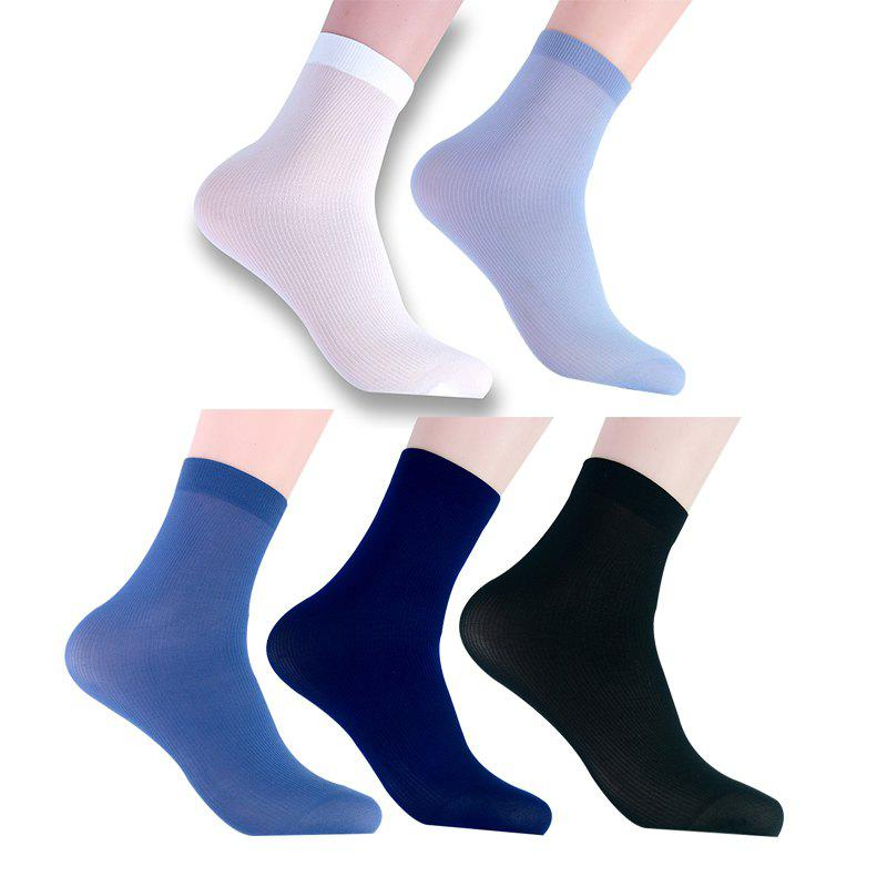 Hot CDRMUA 10 Pair of Men's Thin Summer Socks