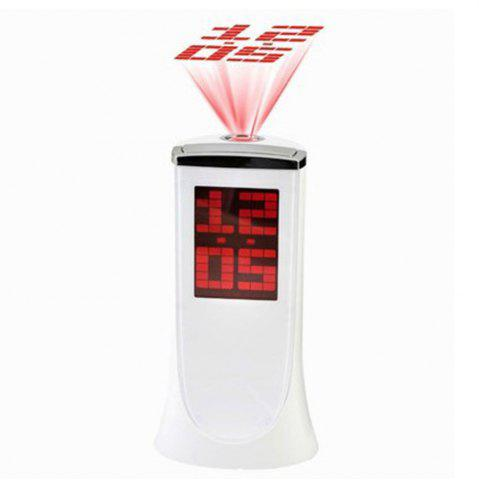 Outfits Multi-function Lazy Silent Music Alarm Clock
